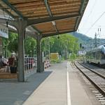 Umgebung Bahnhof