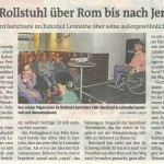 Westfaelische Rundschau Juli 2015