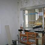 Renovierung Bahnhof