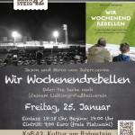 Plakat Januar